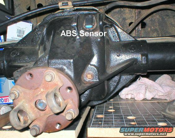 My 99 Ford Explorer Had A Lit Abs Light On All The Time Diagnostic Rhjustanswer: Ford Explorer Abs Sensor Location At Gmaili.net