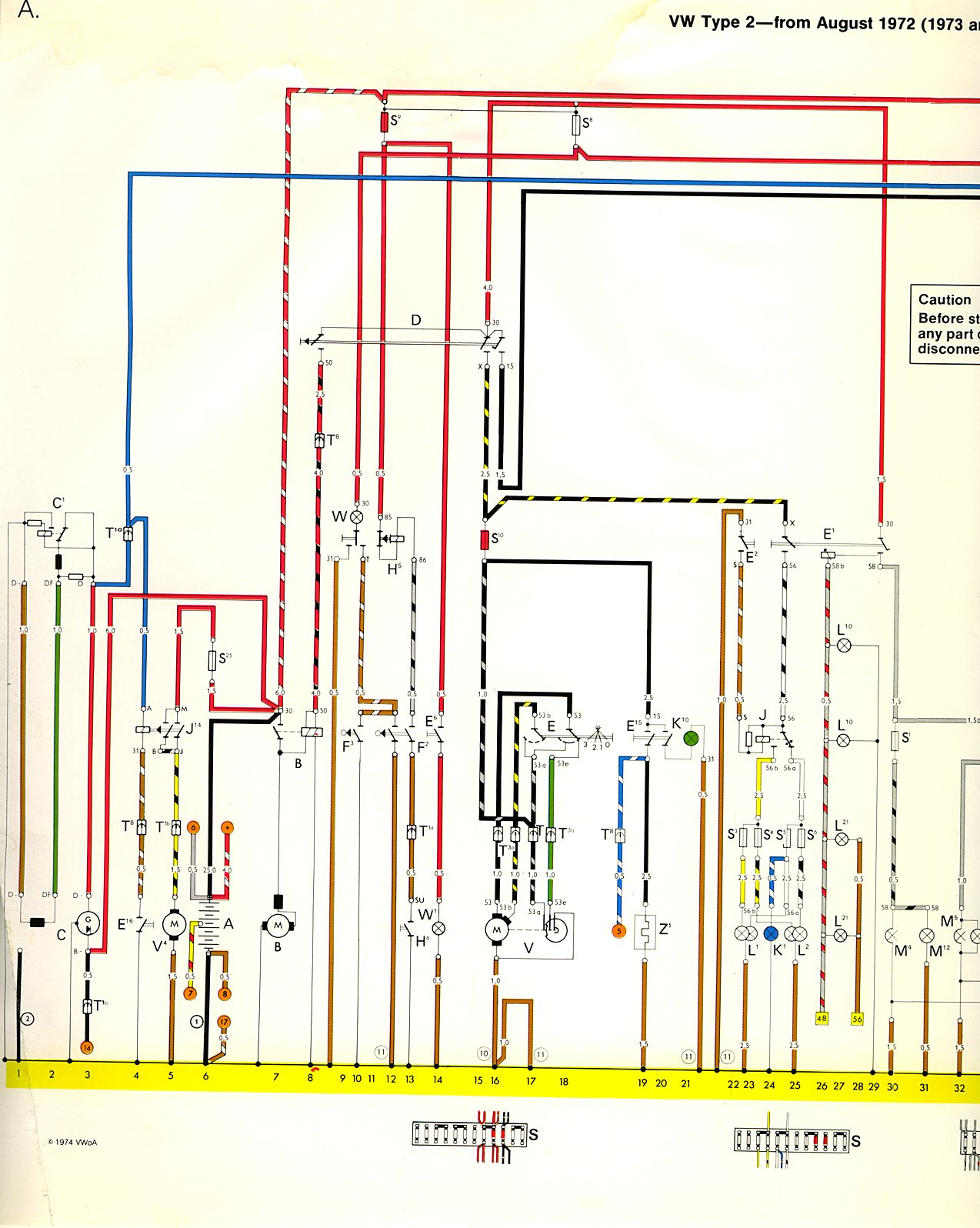 74 nova fuse diagram 72 nova fuse box