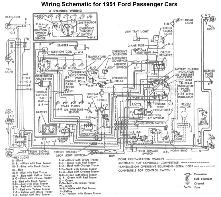 1947 buick wiring diagram i am converting and ignition switch on a 51 ford coupe  i am converting and ignition switch on a 51 ford coupe