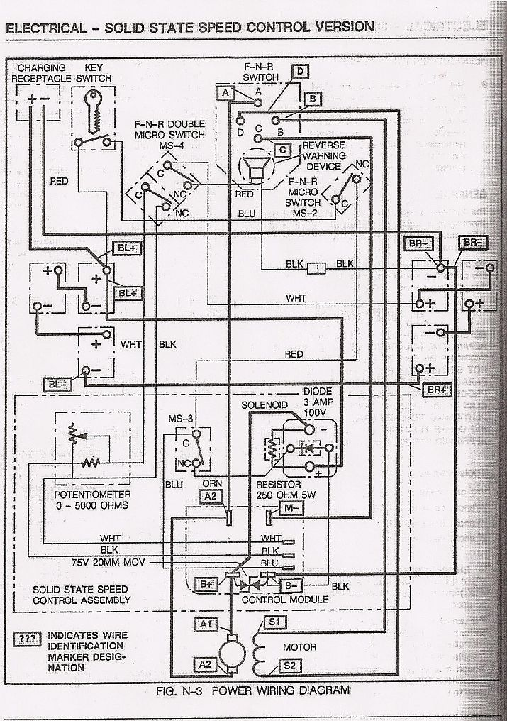 vintage ezgo wiring diagrams vintage vw wiring diagrams