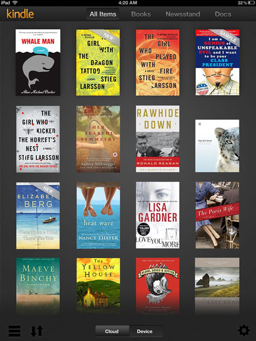 I recently downloaded iOS5 to my Ipad  Now when I buy books for