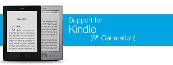 I have lost the internet connection on my kindle reader The
