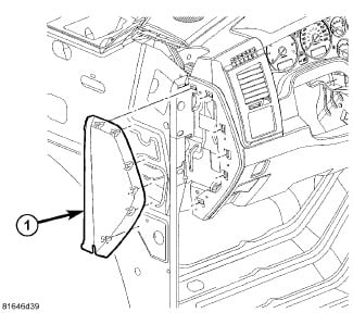 dodge ram air bag module with 2ixow Procedure Removal Ac Unit Dash 2006 Dodge Ram 2500 on Lincoln Mark Viii Air Suspension Diagram furthermore Electrical Wiring Information further Dodge Grand Caravan Air Bag Sensor Location additionally Sensor Location 1999 Gmc Sonoma in addition Dodge Durango 2001 Dodge Durango Replacing Heater Core.