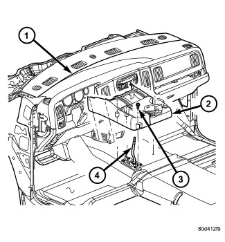 Need Heater Core Replacement Instructions For A 2006 Dodge