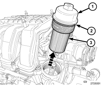 where is oil filter for 2011 town and country? 2012 dodge charger engine diagram all engines are equipped with a high quality full flow, disposable type oil filter chrysler corporation recommends a mopar® or equivalent oil filter be