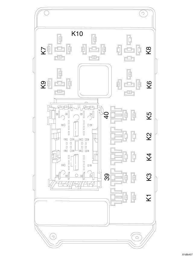 Where is the fuse box located in 2009 Jeep Grand cherokee Our – Jeep Commander Fuse Box Location