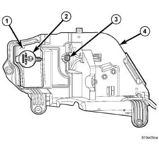 Removing Windshield Washer Pump On A 2008 Jeep Grand Cherokee on jeep navigation wiring diagram