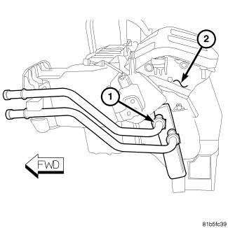 on Chrysler Sebring Thermostat Replacement