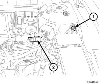 we are trying to change the spark plugs on our 2009 dodge journey rh justanswer com 2006 Dodge Charger Engine Diagram View of Engine Schematic 2007 Dodge Charger