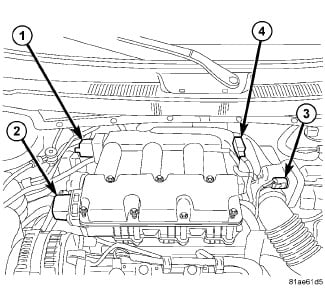 1z0ed 2008 Dodge Avenger 3 5 Need Change Back Plugs Cant on chrysler engine diagram