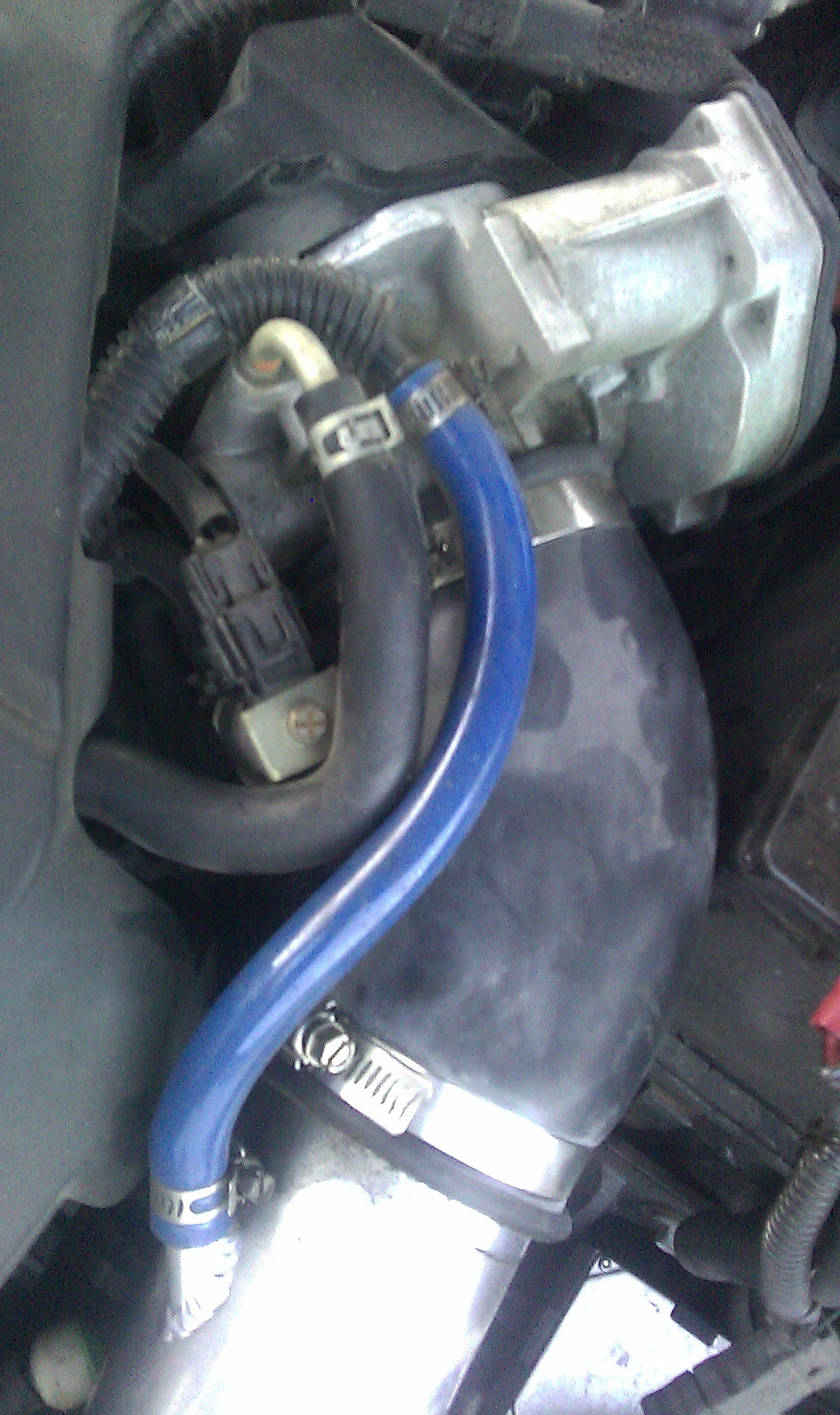 Mazda 6 Check Engine Light On With P0171 Code 2003 Fuel Filter If You Cant Make Out The Pictures Get Me A Real Email Address And Ill Just Forward Them All To