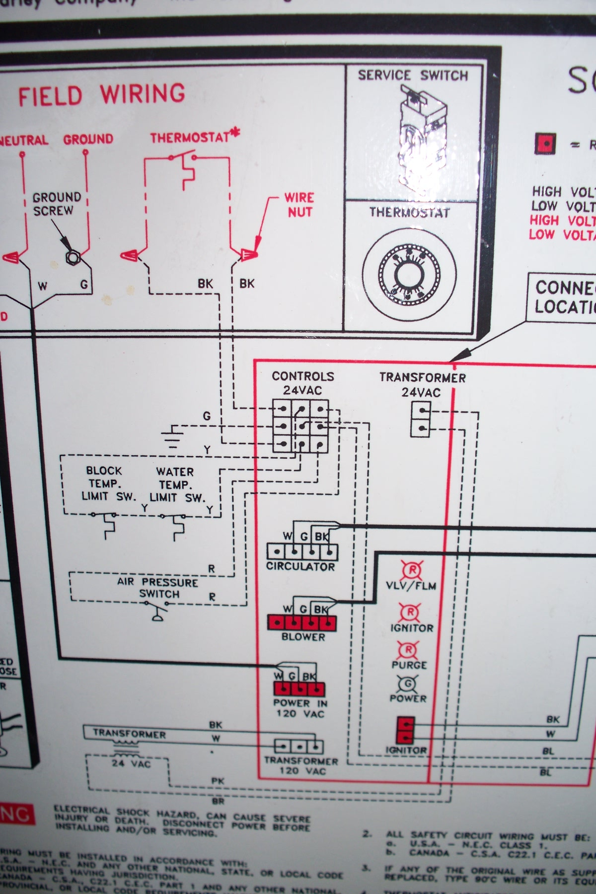 i have a weil mclain gv 5 series 2 boiler with an amtrol boilermate rh justanswer com Residential Electrical Wiring Diagrams 3-Way Switch Wiring Diagram
