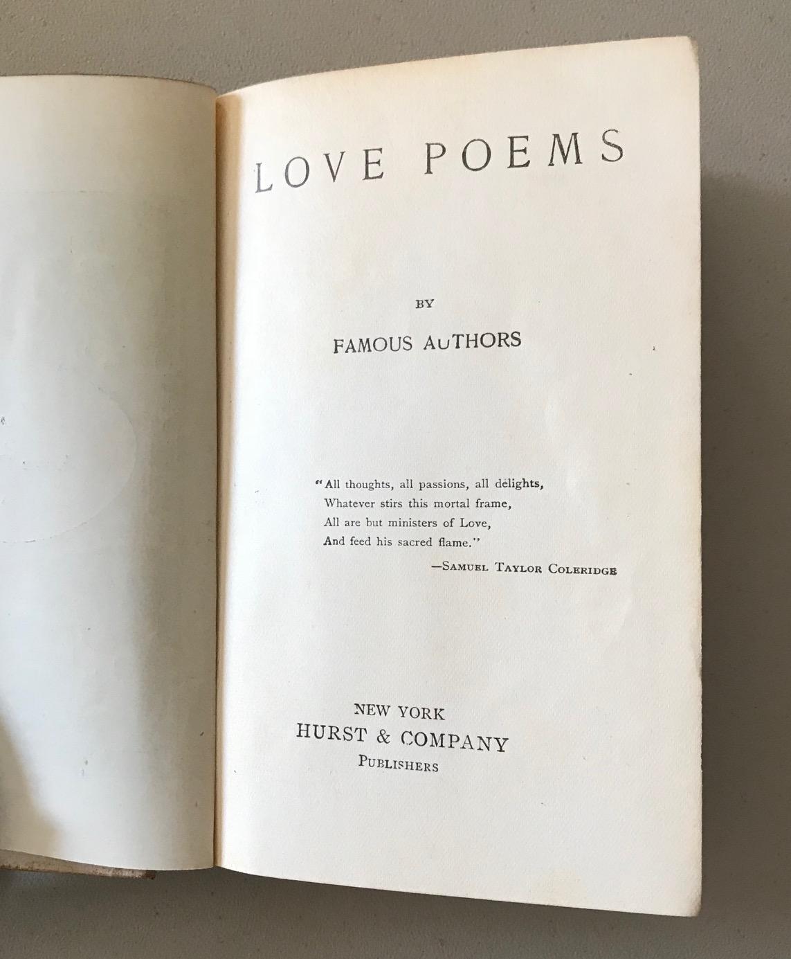 Doris: Antique Book
