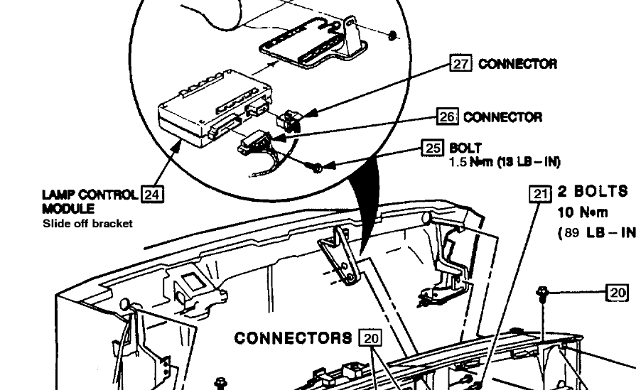 Installing A Hvac Programmer 1994 Buick Park Avenue These Are Still