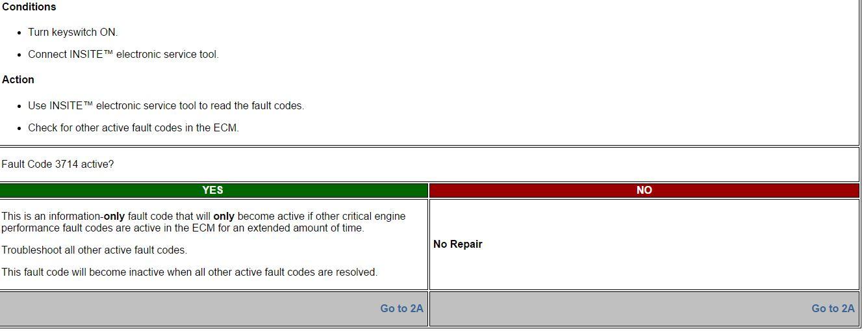 Spn 1569 fmi 31 is showing, I got a 2012 587 Cummins isx  I replace