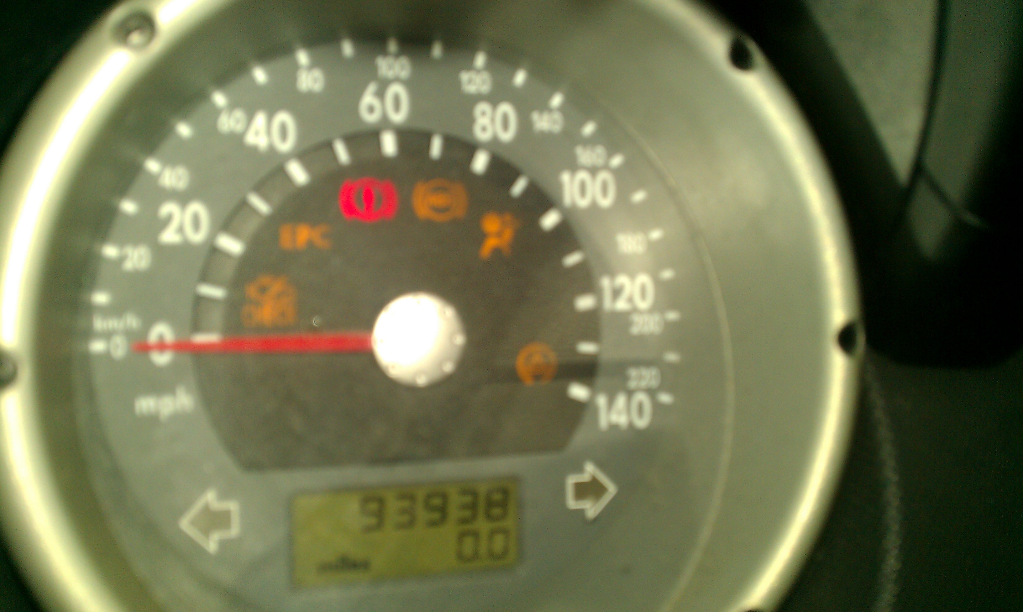 2001 vw polo 93k on the clock recently the abs light comes on graphic biocorpaavc