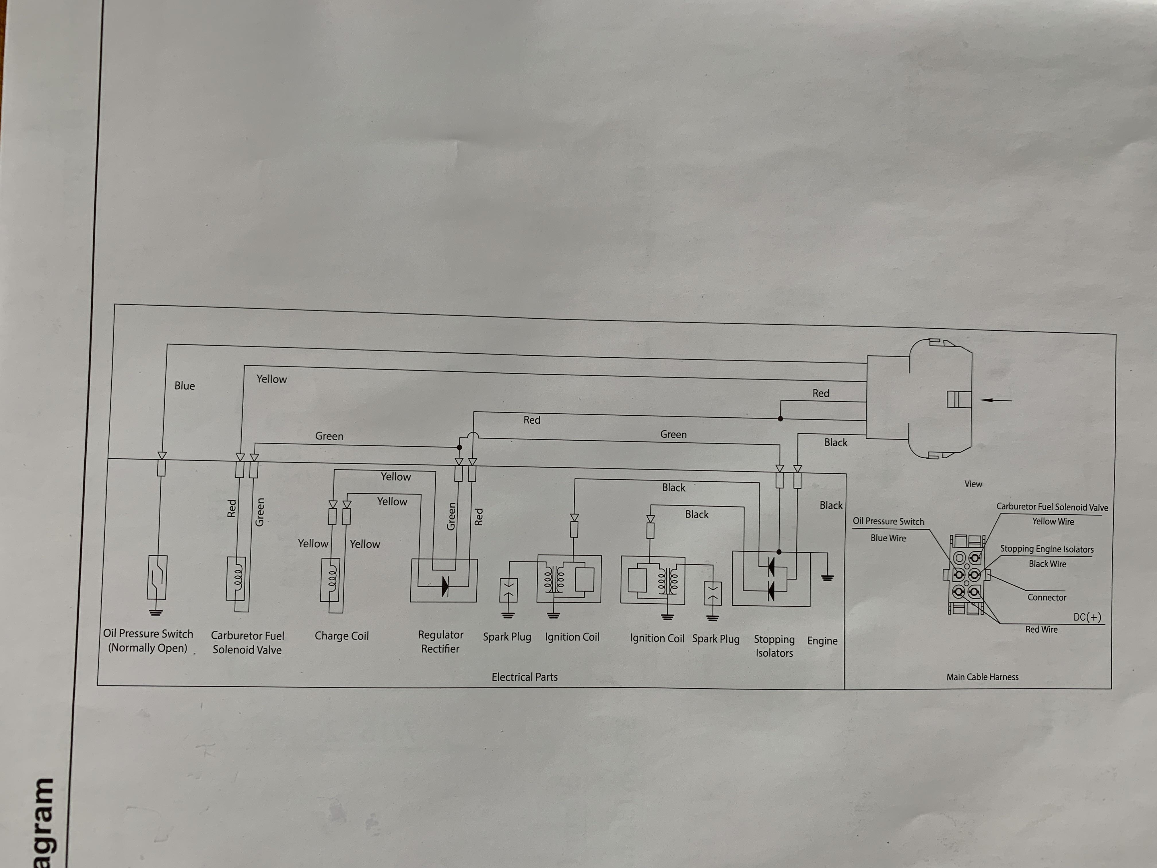 With John Deere 345 Kawasaki Wiring Diagrams Further John Deere