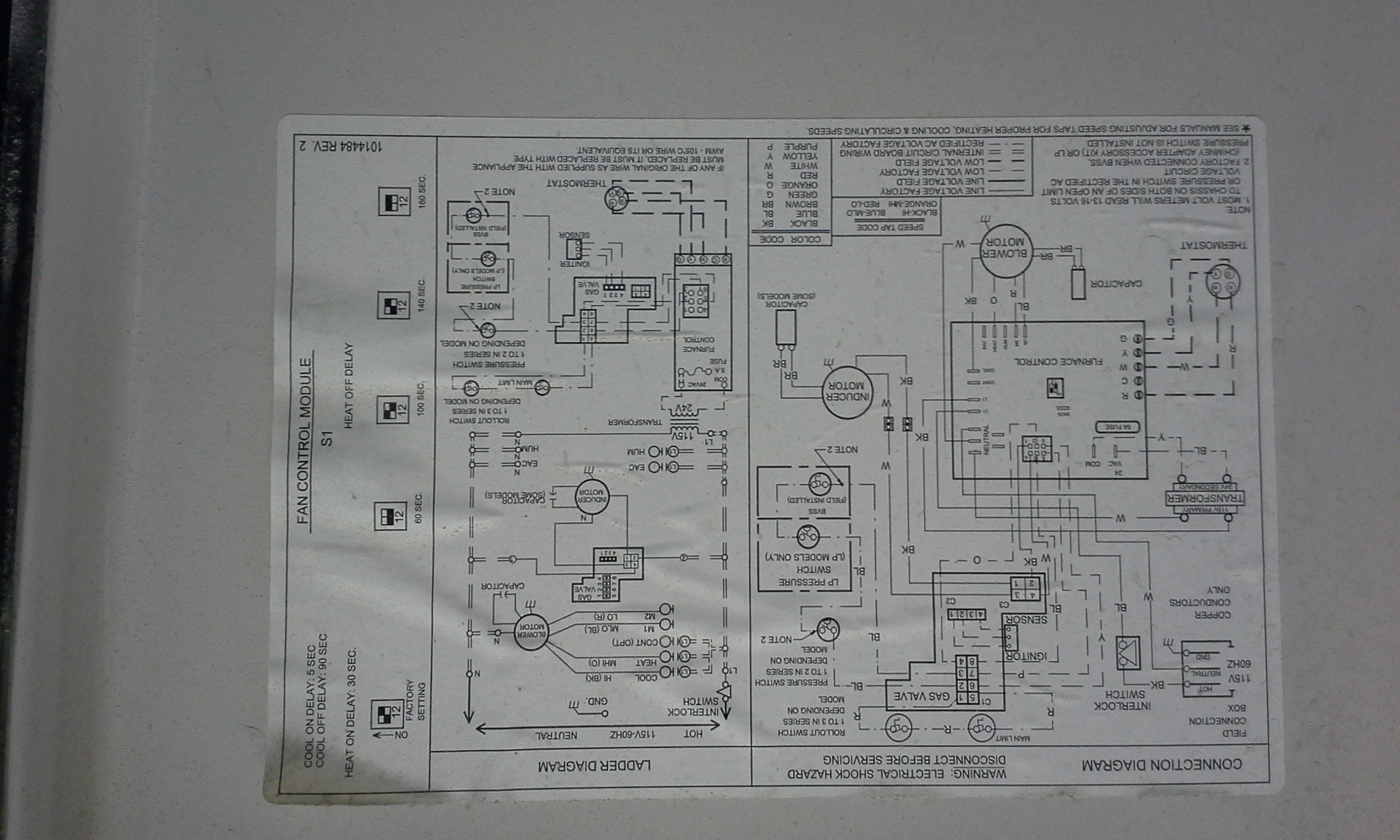 wiring okay ; i have a comfortmaker n8mpn075b12a1 and the led flashs 3 Basic Electrical Wiring Diagrams at edmiracle.co