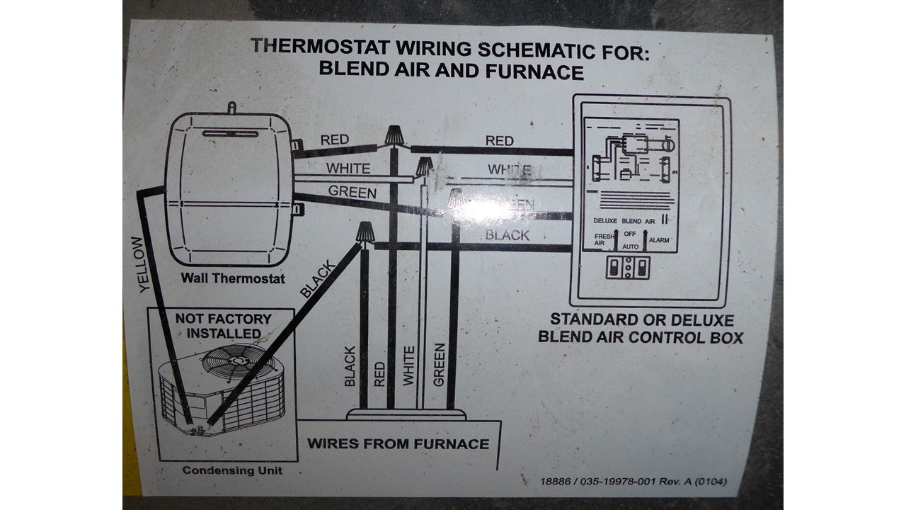 Central Electric Furnace Model Eb17cx First Thanks I Have A 2009 Evcon Dgat070bdd Wiring Diagram Slide2
