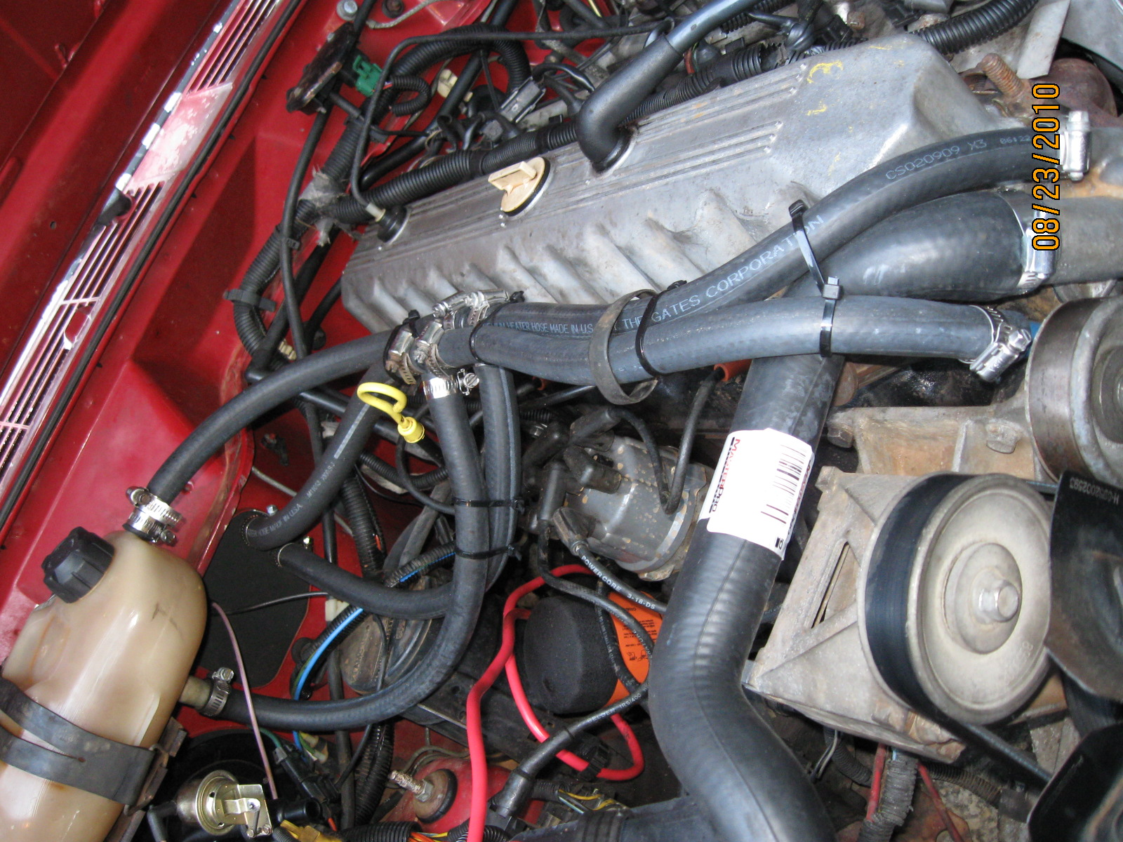 89 comanche pioneer a straight six with a closed air system rh justanswer com jeep cj7 heater hose diagram 1990 jeep cherokee heater hose diagram