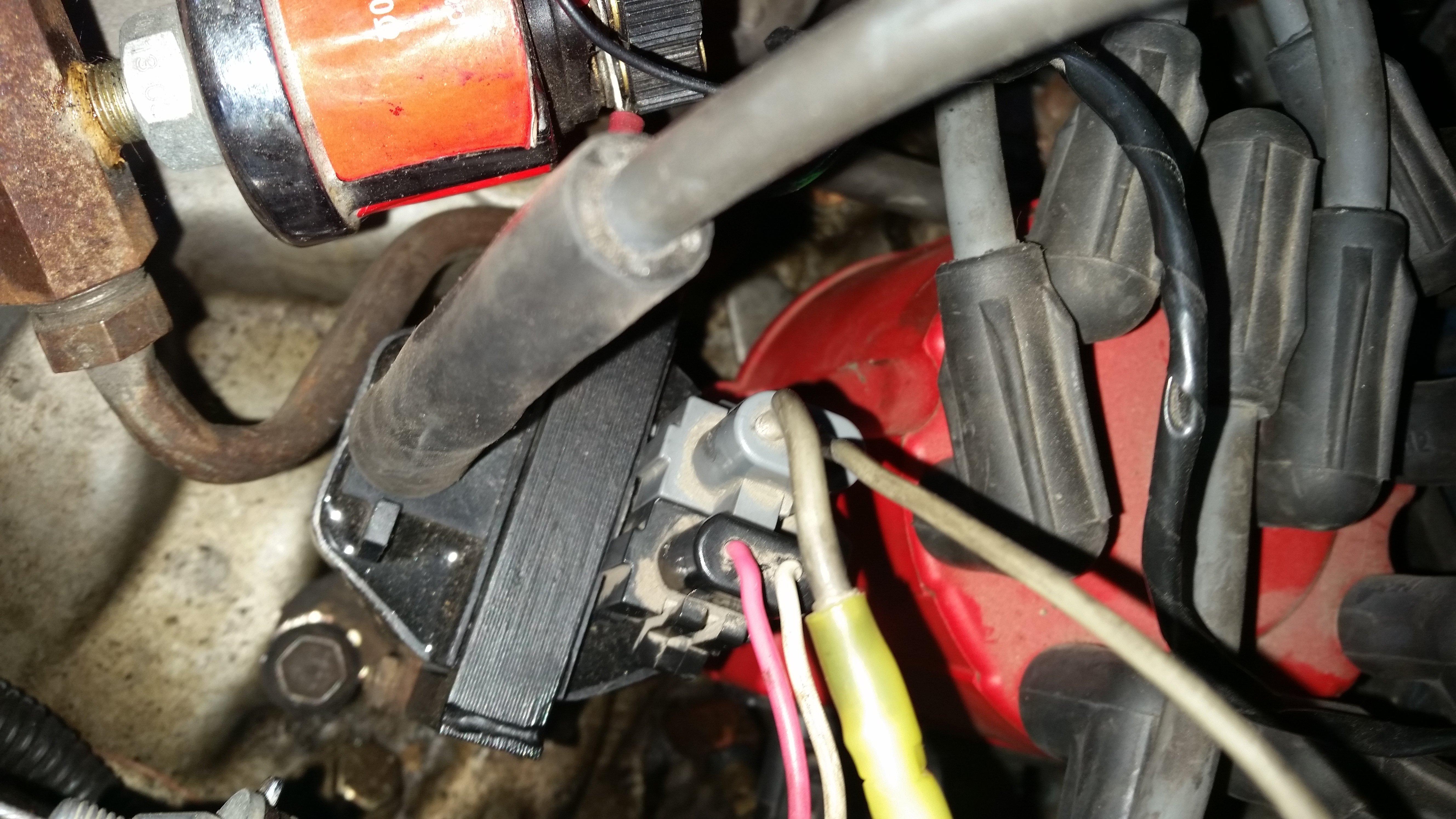No spark  87 Silverado TBI 350, I have checked for voltage