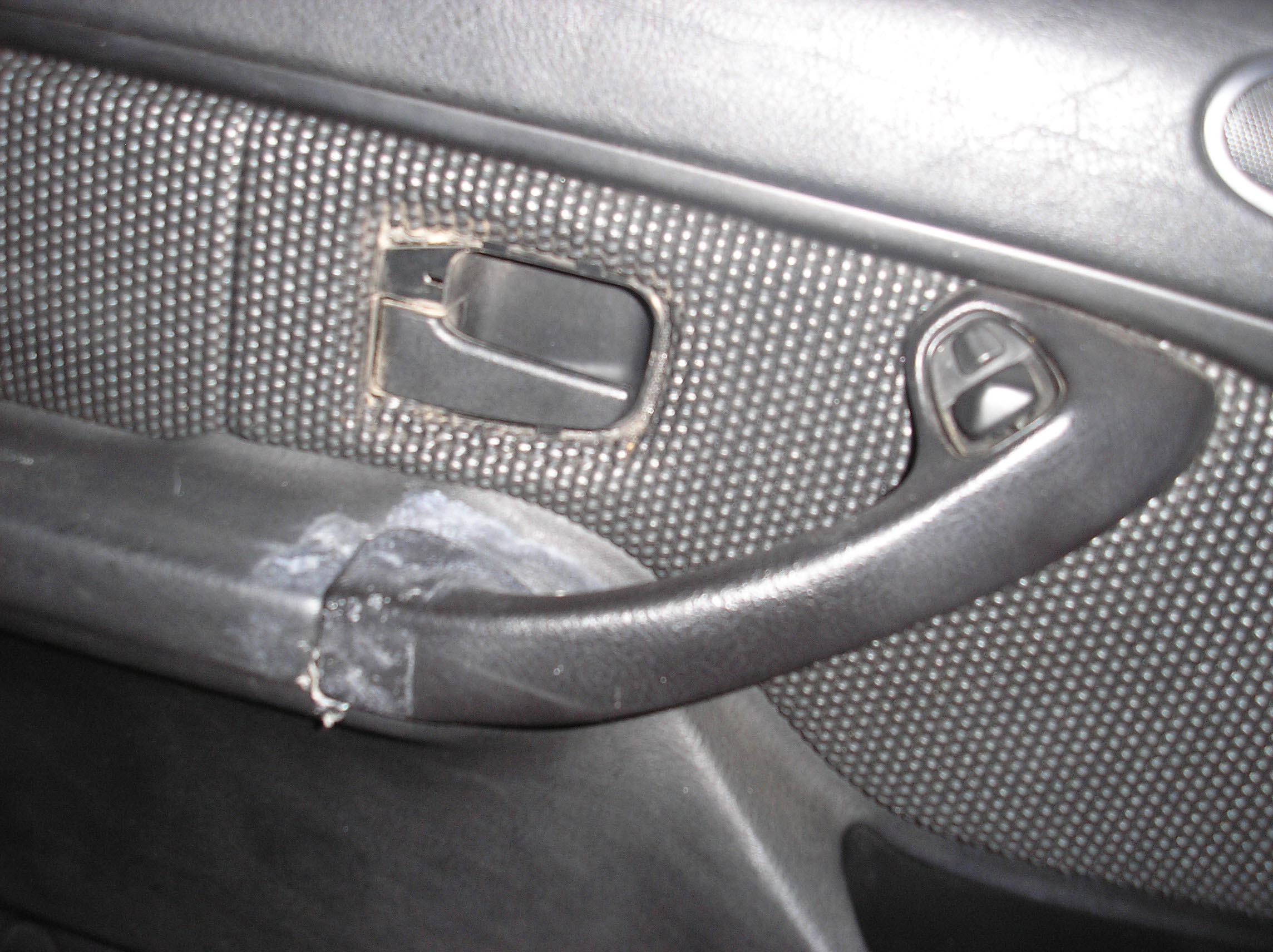 I Have A 2000 Bmw Z3 With A Broken Interior Arm Rest It Is Not The Door Handle It Is The