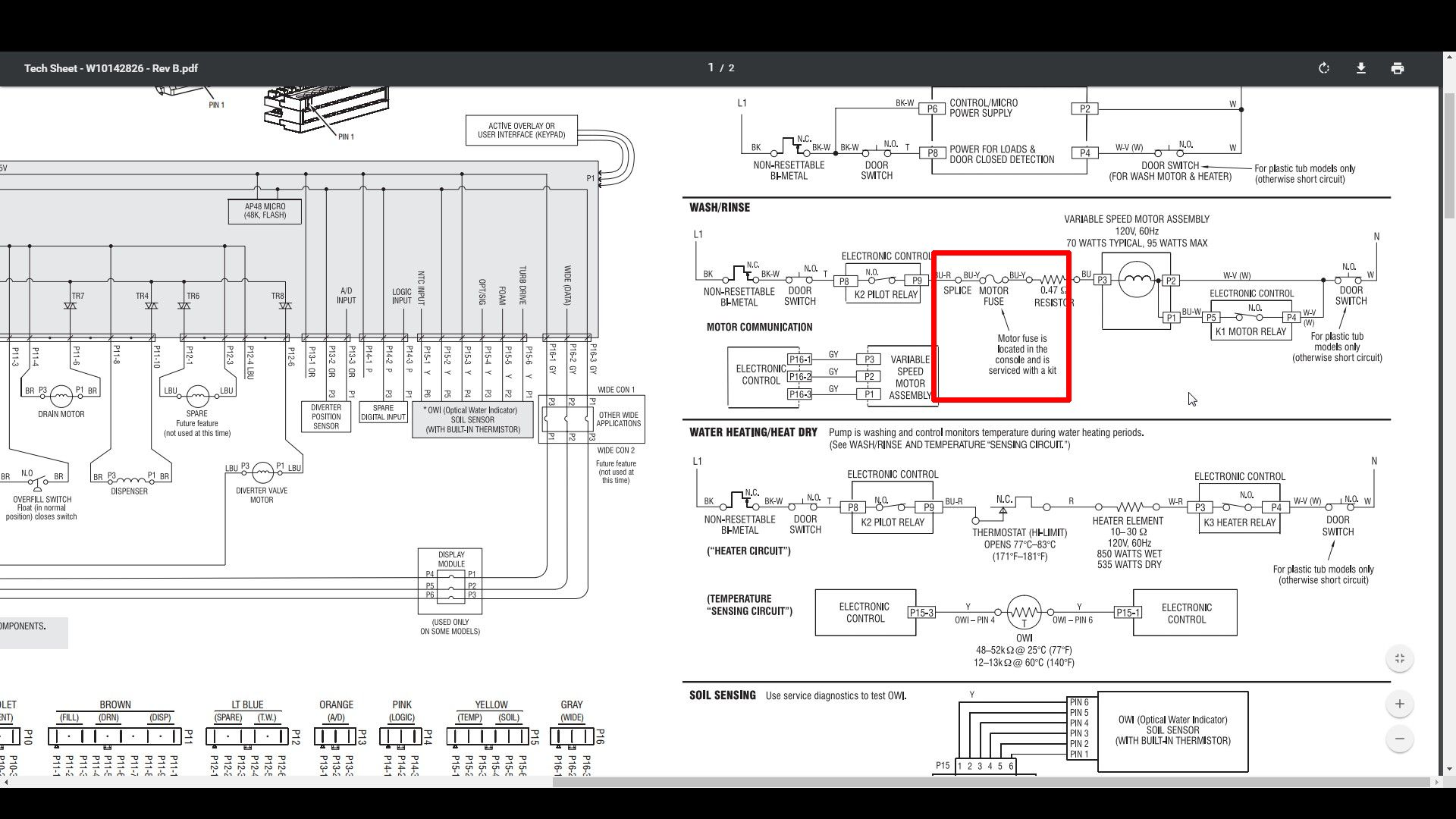 This is amazing.. My Jenn air does not swish the water ... Ge Dishwasher Gsd N Ww Schematic Diagram on