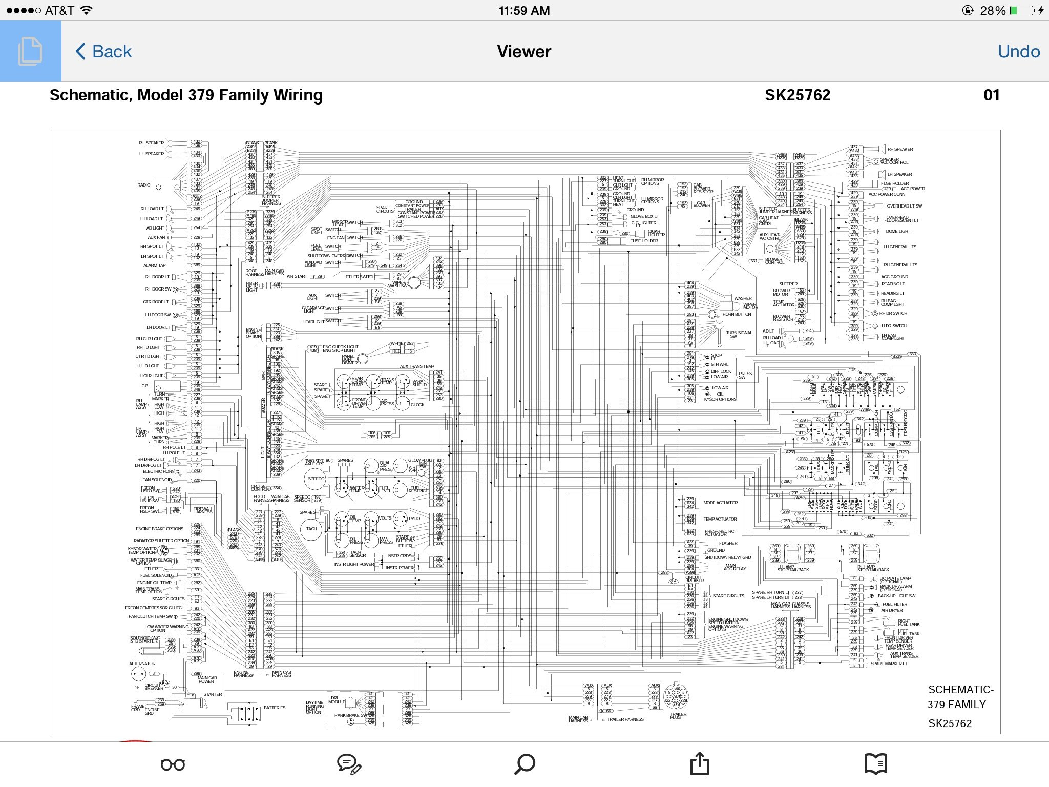 Ac Aceca Wiring Diagram : Peterbilt model with a cat c engine i have