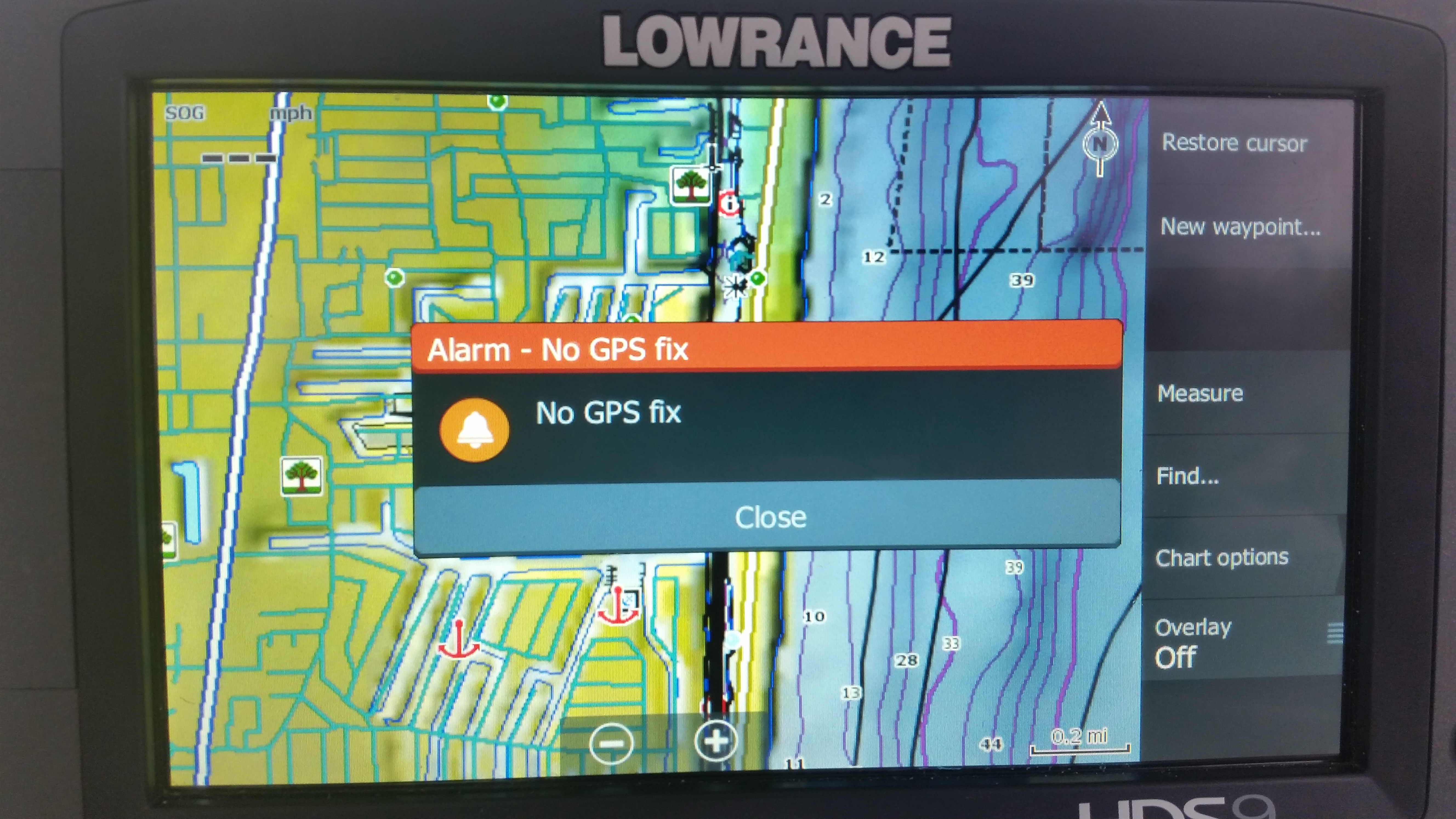 I have an Lowrance HDS 9 Gen 2 and am having problems  I never had a