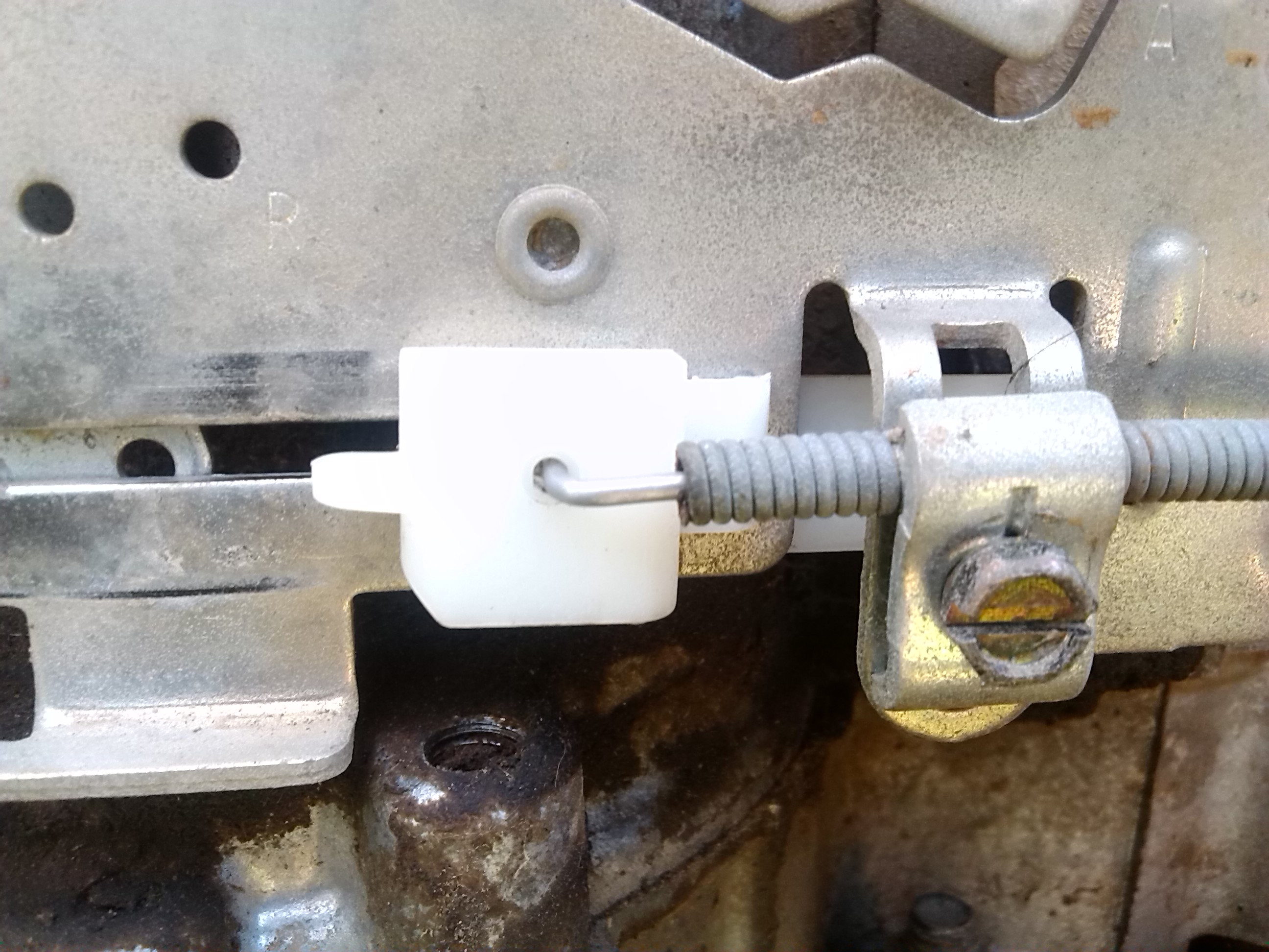 Ok I Got The Linkages Connected Correctly Hope Pictures In Briggs Stratton Engine Carburetor Air Cleaner Parts Model 460707 2014 06 25 213501 Img 202014