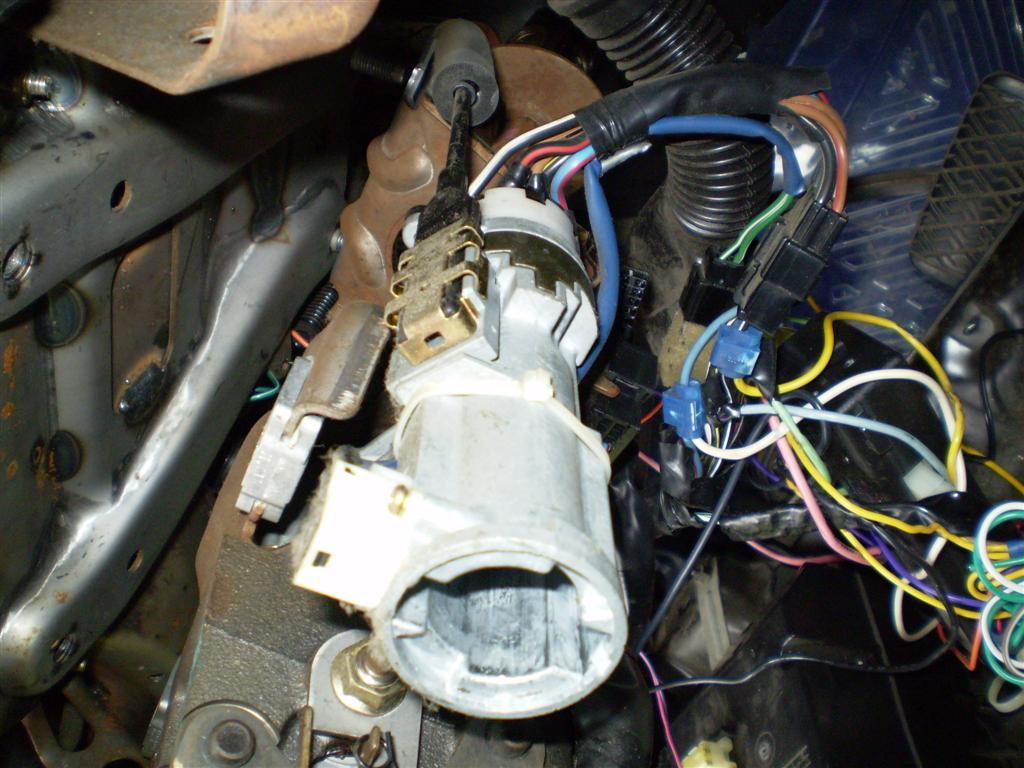 I Have A 92 Toyota Corolla That It Appears The Ignition Switch Electrical Wiring
