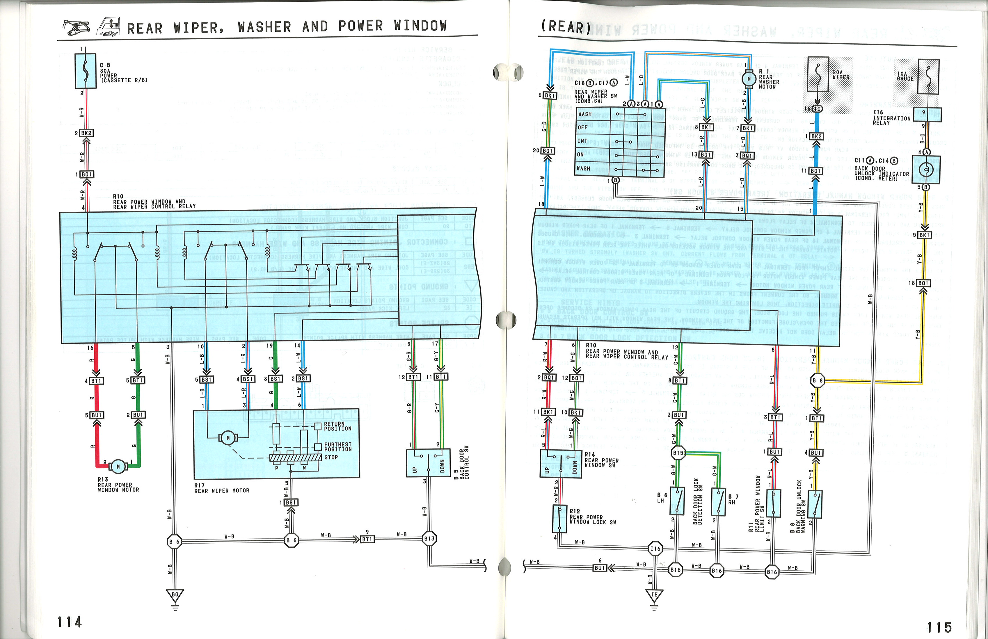Awesome Cb Power Wire Diagram 3 Vignette - Electrical System Block ...