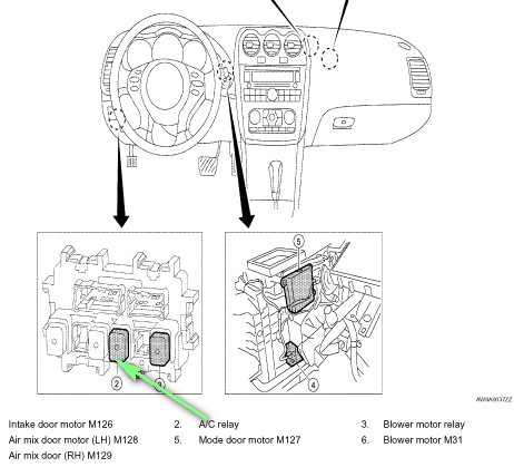 blowing fuse to compressor on2010 altima, no that's the ... 2002 nissan frontier fuse diagram 08 nissan frontier fuse diagram #13