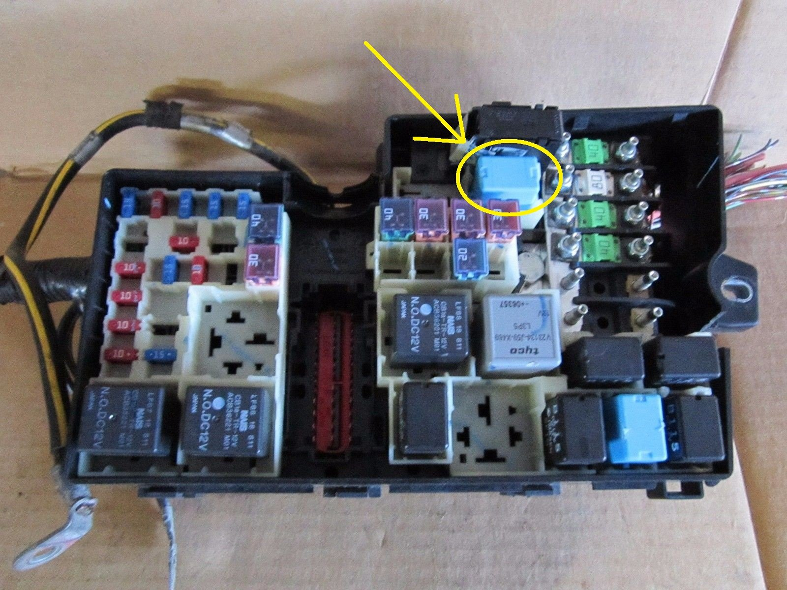 Mazda 3 Sp23 Fuse Box Real Wiring Diagram 2005 I Have A Strange Issue With My 07 Car