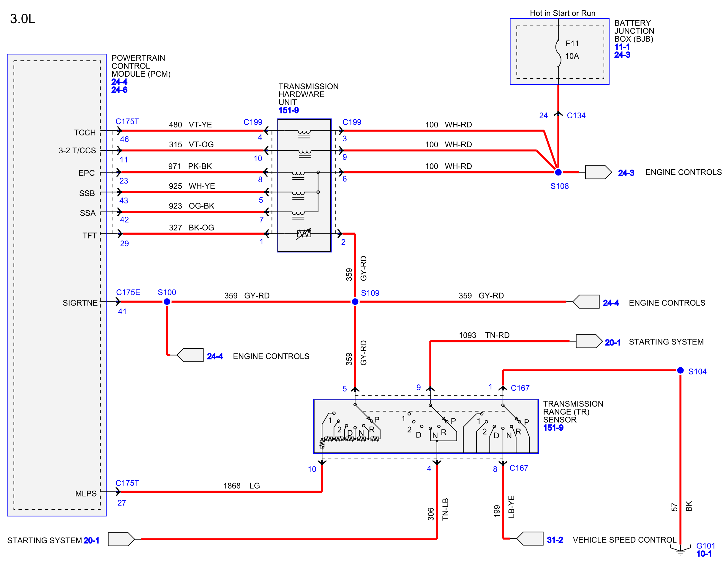 Looking For Wiring Diagram 05 Ford Escape 3 0 Most Interested In Transmission Wiring Thanks