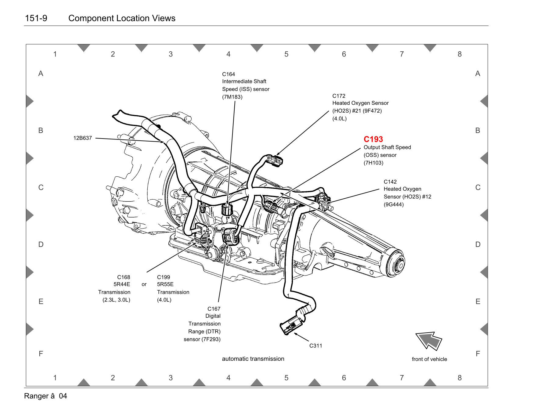 ford edge 3 5 engine diagram