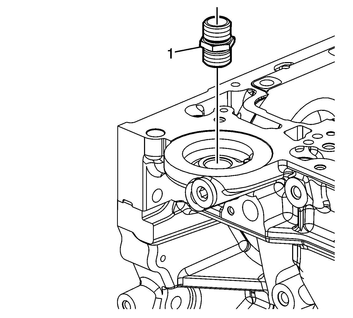 On a 2015 chevy malibu 2 5 how do you chand the oil pan assembly?