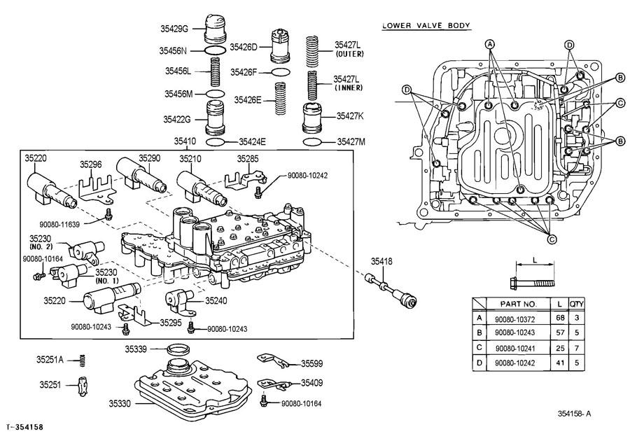 Modyjbndl likewise L in addition Htp Projls Z as well S L also Vw Audi J Vbl. on transmission valve body 4l60e solenoid locations