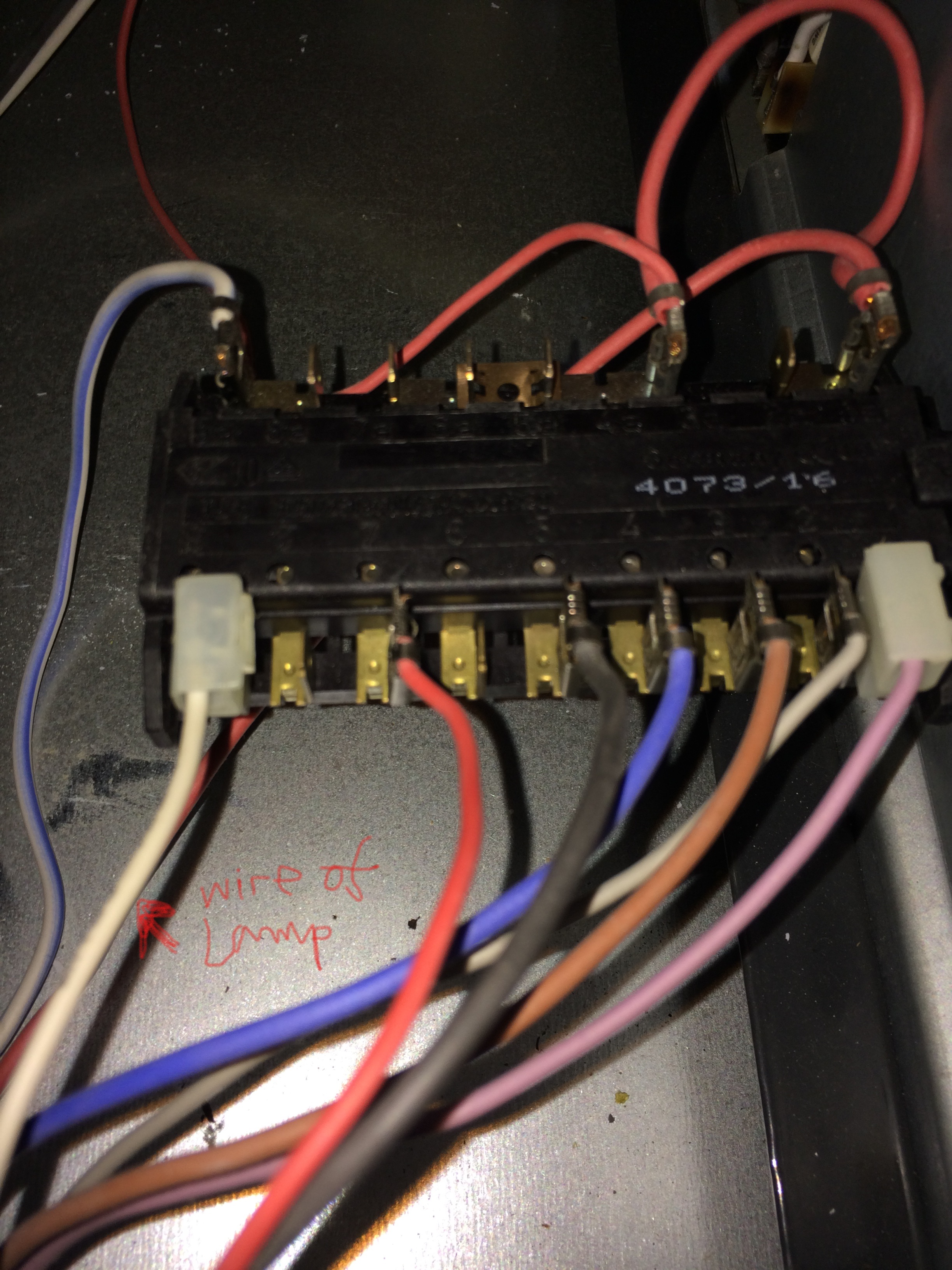 I Need A Wiring Diagram For A Smeg Oven Switch  It U0026 39 S A