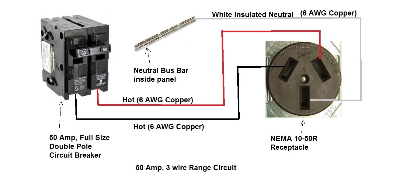 Nema 10 50 Wiring Diagram - Wiring Diagram Directory  Range Schematic Wiring Diagram on