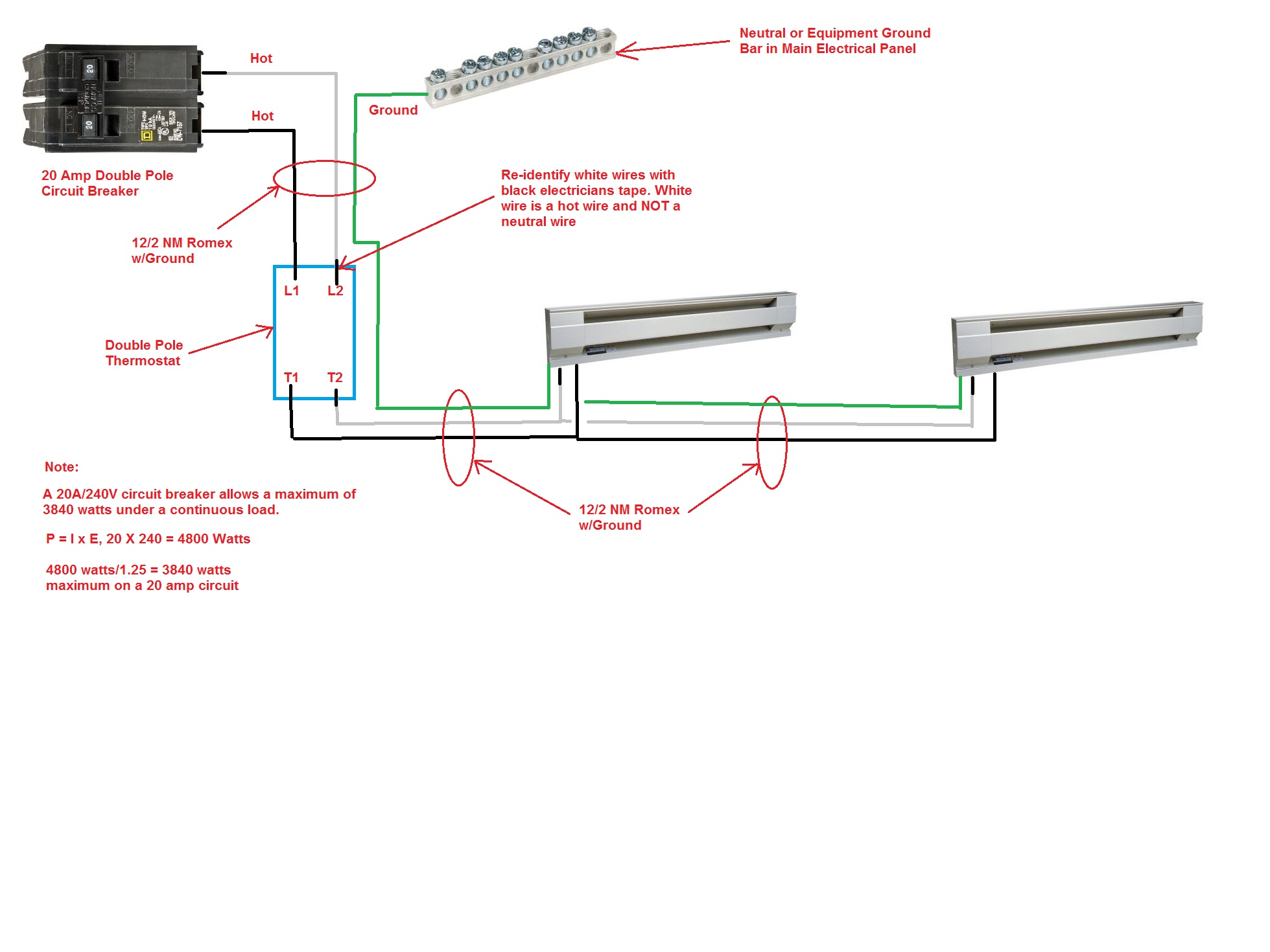 heater wiring diagram space heater wiring diagram