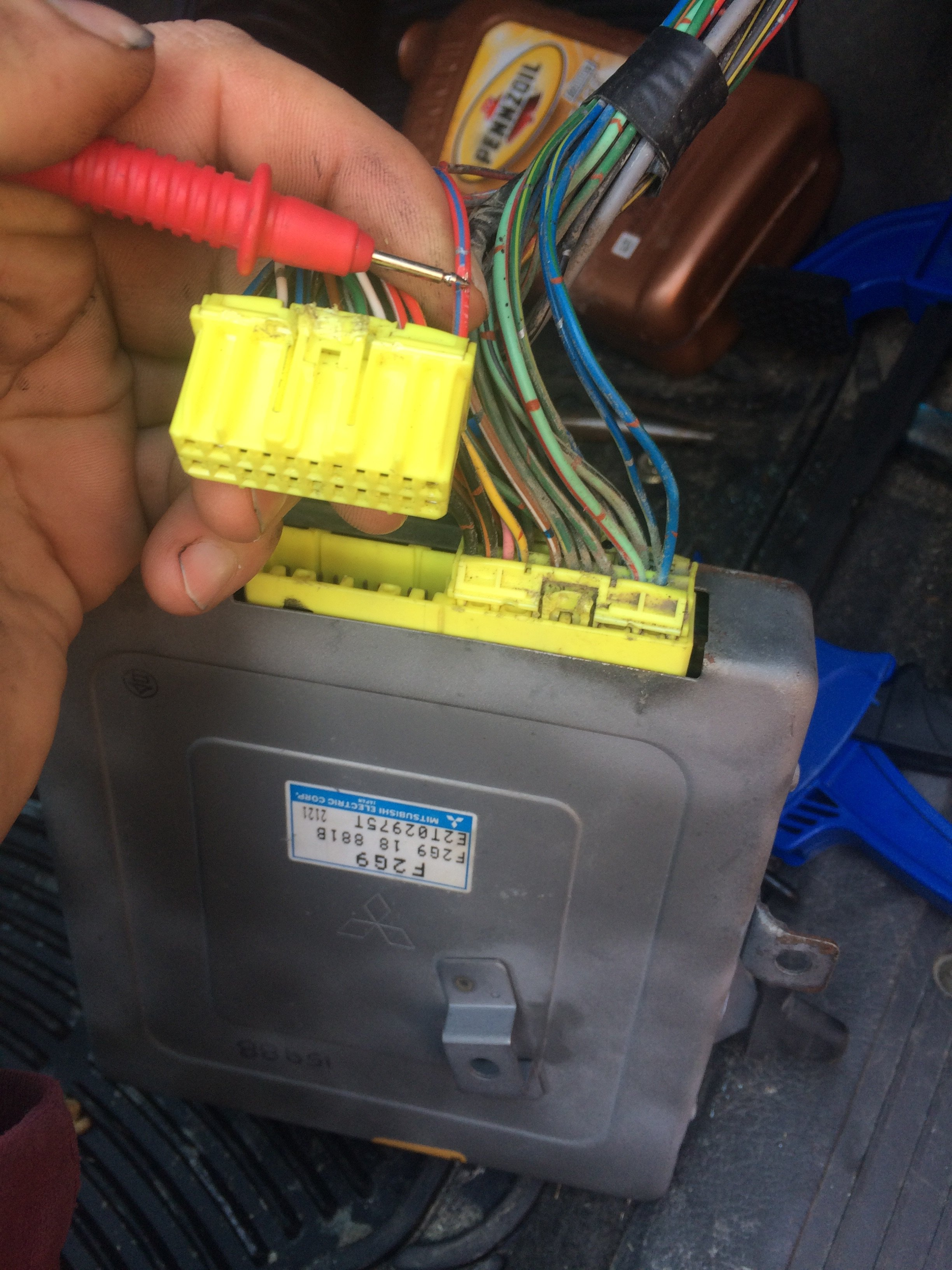 92 Mazda B2200 Ignition Coil Wiring Together With 89 Mazda B2200 No