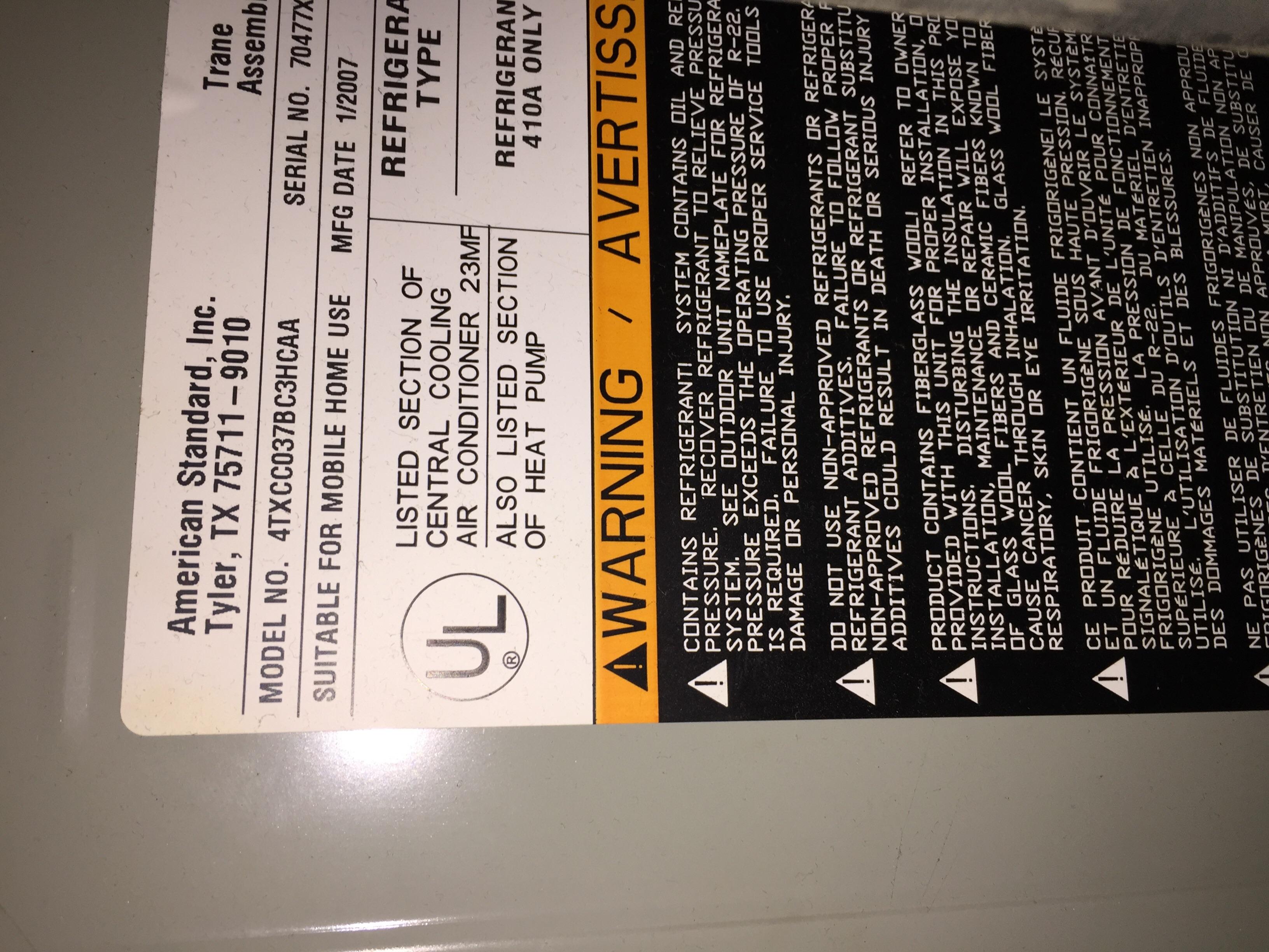 Gotoman my fan on my American standard heater won't shut off