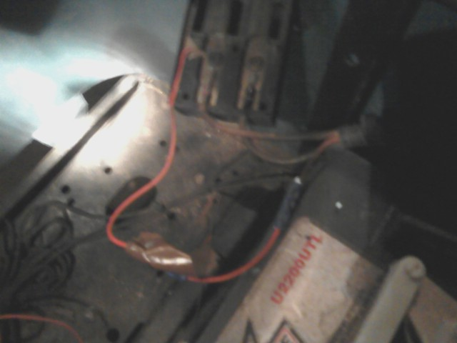 i have an electric ez go that i bought used in 2009, i believe is a