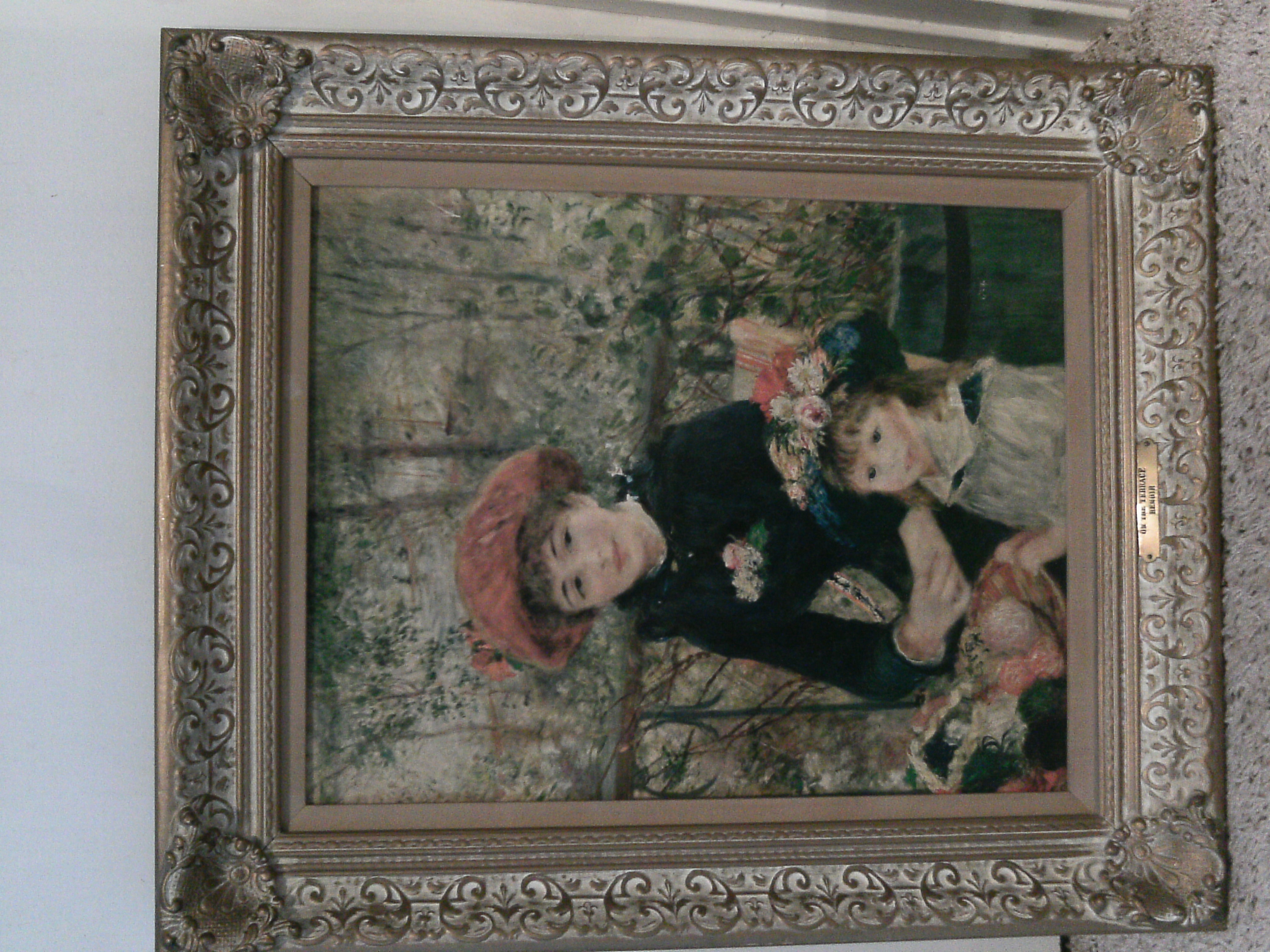 How much is a renoir painting worth mafiamedia for How much is my painting worth