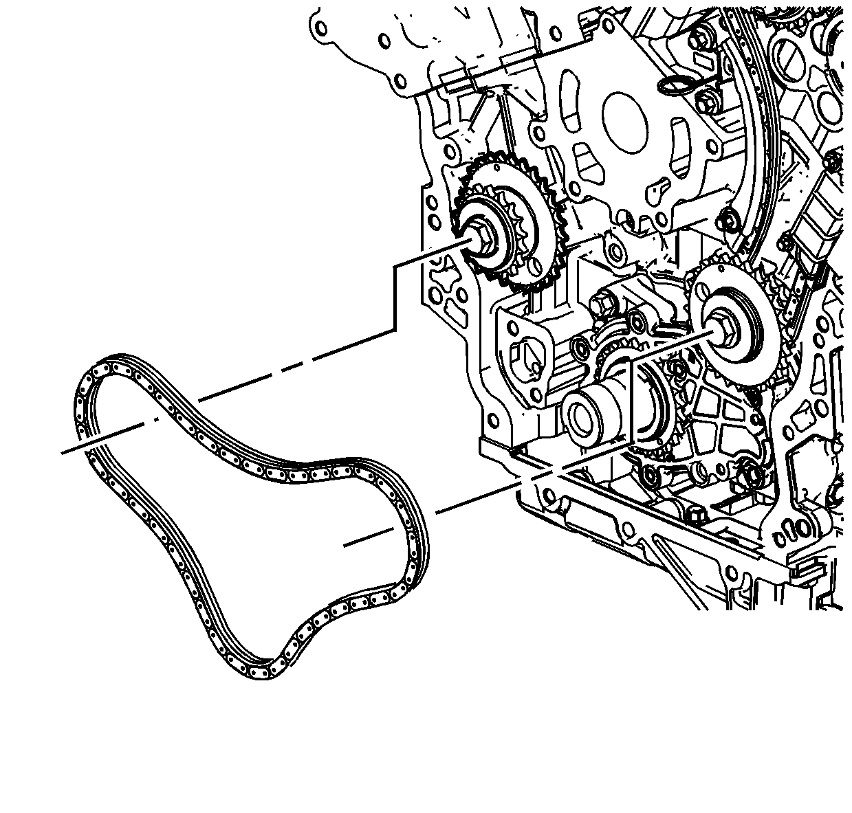 P0017 code so where is the crankshaft position/camshaft