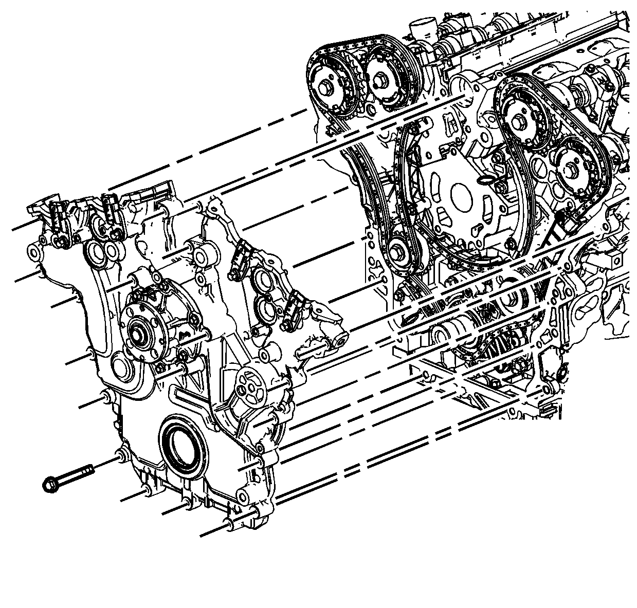 P0017 code so where is the crankshaft position/camshaft position