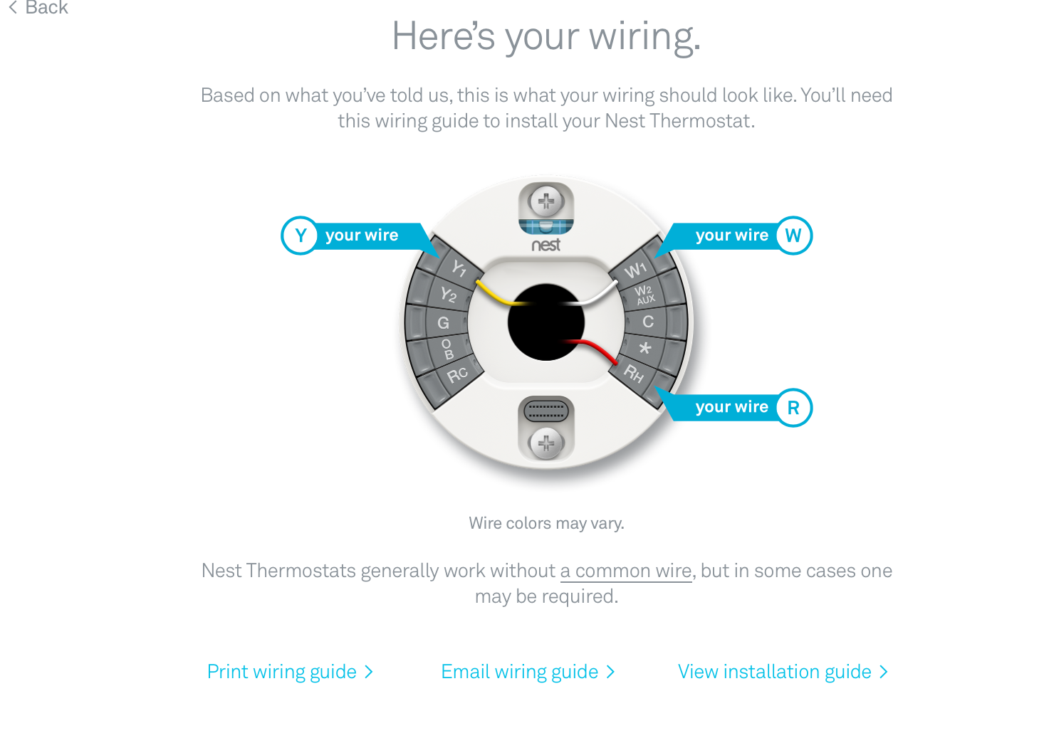 How Thermostat Wiring Works