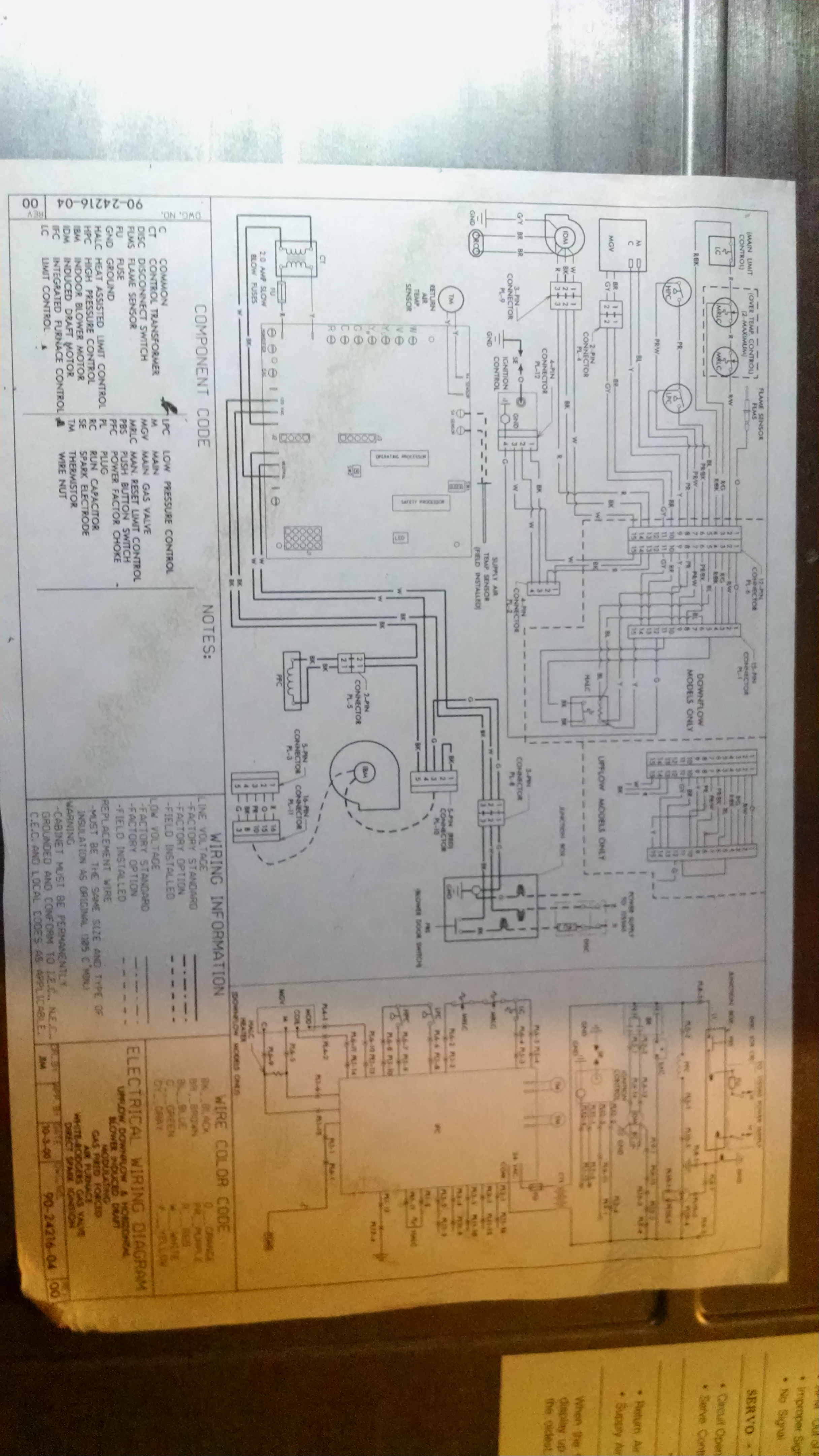 Wiring Diagram For Propane Heater Trusted Diagrams Vornado Ruud Achiever Defrost Board Carrier Circuit