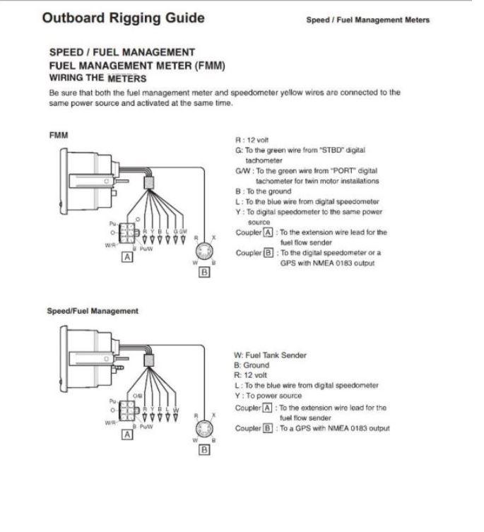 yamaha outboard fuel sender wiring wiring diagram tools Fuel Senders Cies